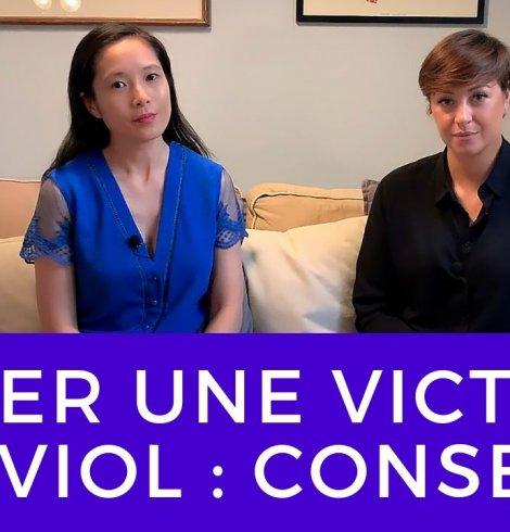 Conseils pour aider une victime de violences sexuelles