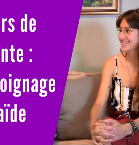 Le témoignage d'Adélaïde, Résiliente